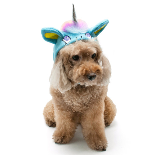 Unicorn Hat - Blue