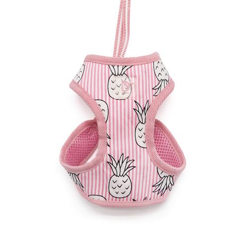 EasyGO Pineapple Pink Harness