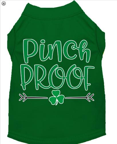 Pinch Proof Screen Print Dog Shirt