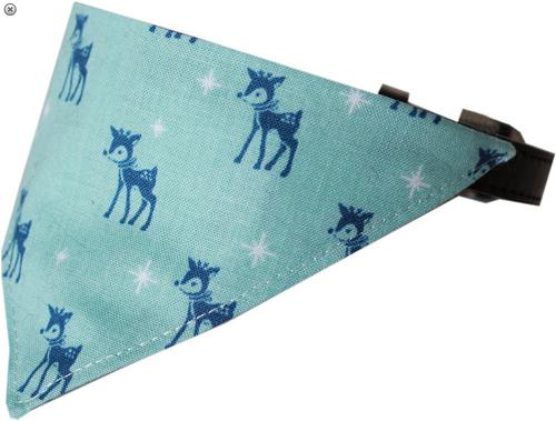 Reindeer Bandana Pet Collar