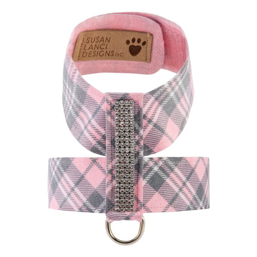 Scotty Furberry Tinkie Pink Plaid Harness