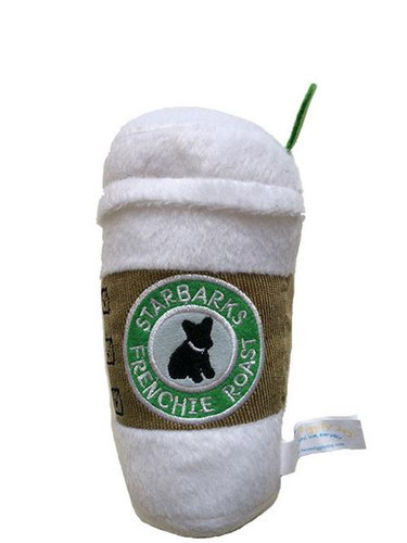 Starbarks Coffee Cup with Lid Toy 2