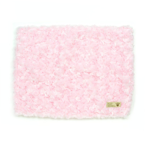 Pink Curly Sue Blanket