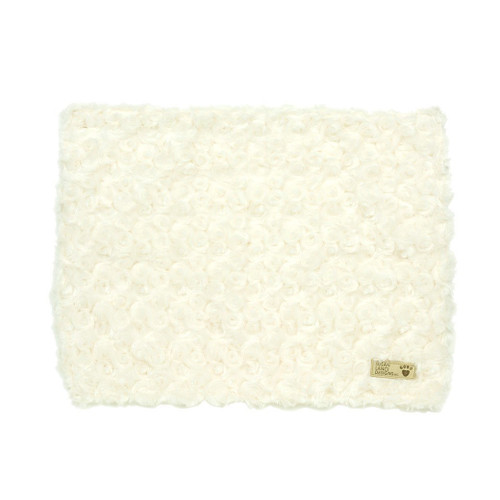 Ivory Curly Sue Blanket