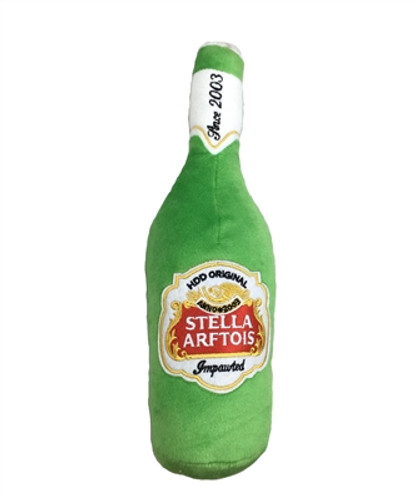 Stella Arftois Beer Bottle Toy