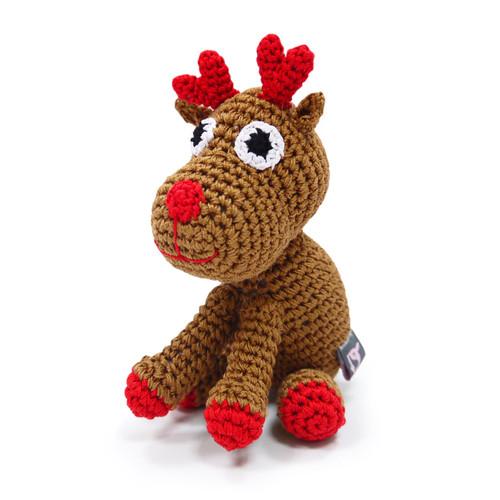 Santa's Christmas Reindeer Toy 2