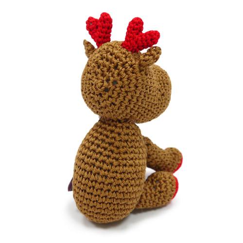Santa's Christmas Reindeer Toy 3