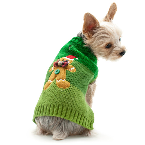 Christmas Gingerbread Man Sweater