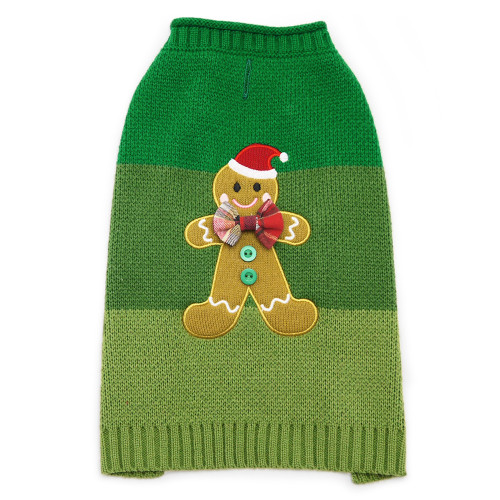 Christmas Gingerbread Man Sweater 2