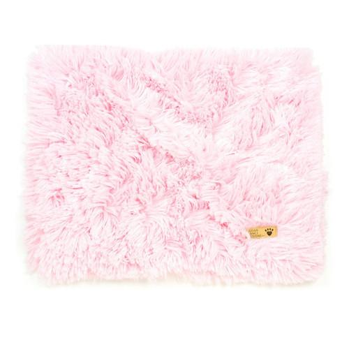 Pink Shag Blanket
