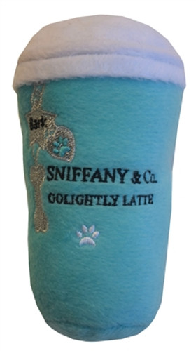 Sniffany & Co. GoLightly Latte Toy
