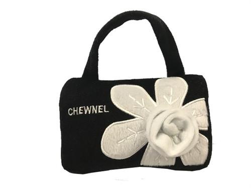 CHEWNEL Fleur Blanche Purse Toy