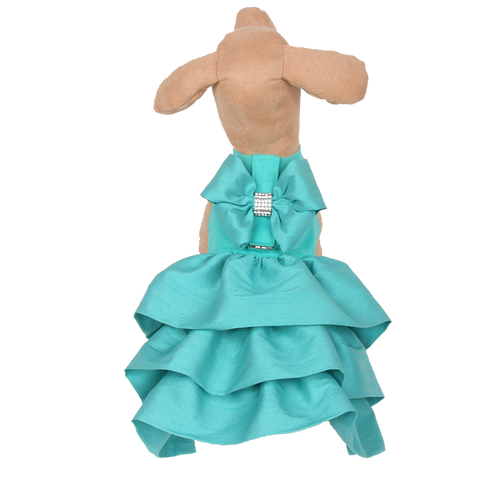Madison Ruffle Bimini Couture Dress