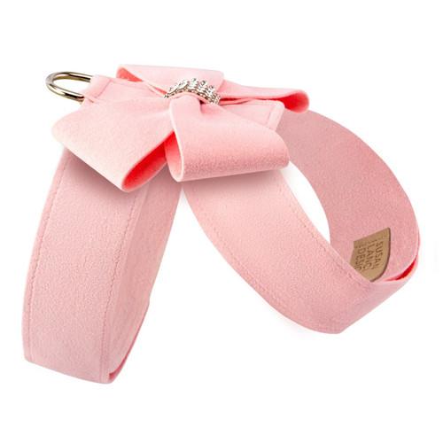 Luna Bowtique Tinkie Pink Nouveau Bow Harness