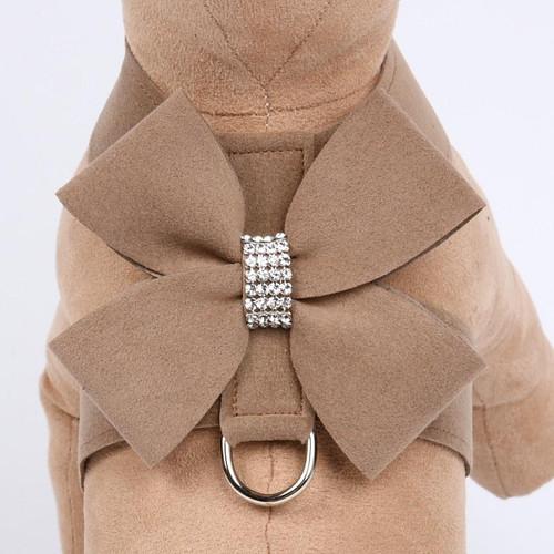 Luna Bowtique Tinkie Fawn Nouveau Bow Harness