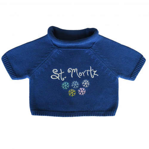 Blue St. Mortiz Sweater