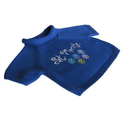 Blue St. Mortiz Sweater 2