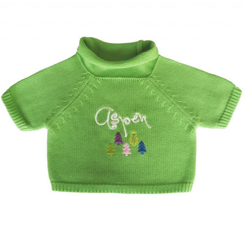 Green Aspen Sweater