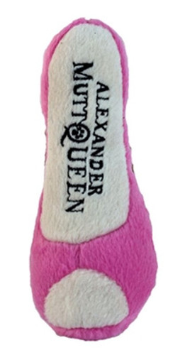Alexander Muttqueen Small Pink Shoe Toy