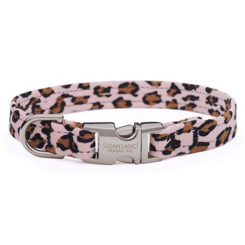 Pink Cheetah Perfect Fit Collar