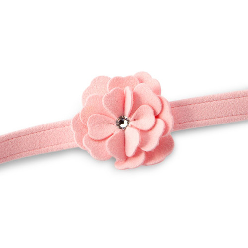 Garden Flower Pink Leash 2