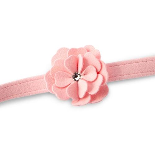 Garden Flower Pink Leash 2