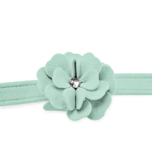 Garden Flower Mint Leash