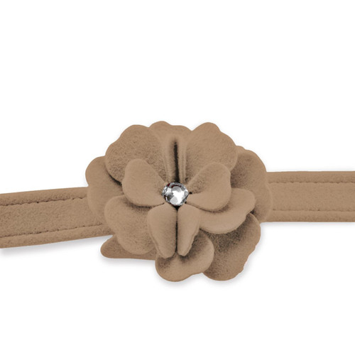 Garden Flower Fawn Leash 2