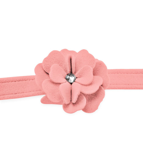 Garden Flower Peach Leash 2