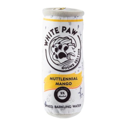 White Paw - Muttlennial Mango Plush Toy