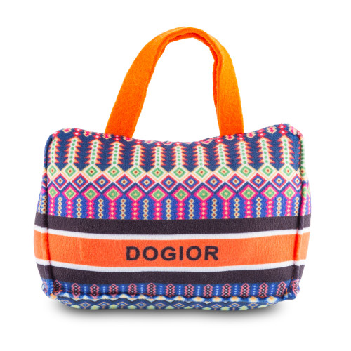 Dogior Bark Tote Plush Toy
