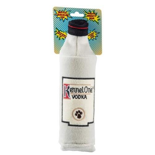 Kennel One Water Bottle Crackler Plush Toy
