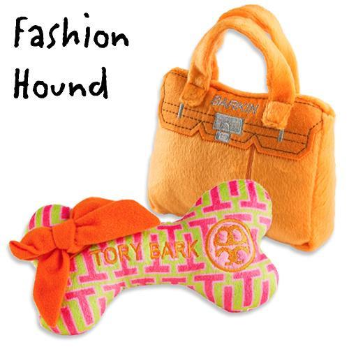 Fashion Hound Plush Toys Pack
