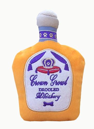 Crown Growl Plush Toy
