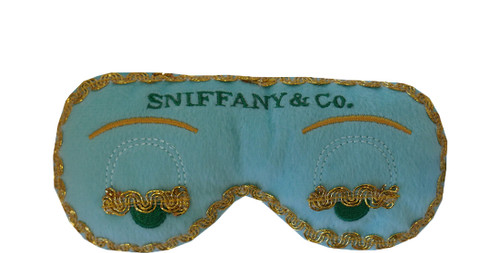 Sniffany & Co Eye Mask Plush Toy