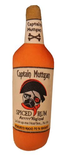 Captain Muttgan Plush Toy