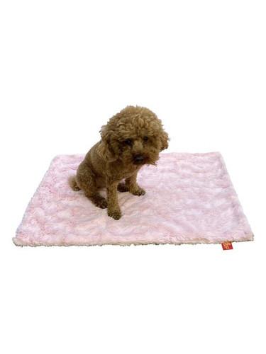 Blanket, Bella Light Pink Small