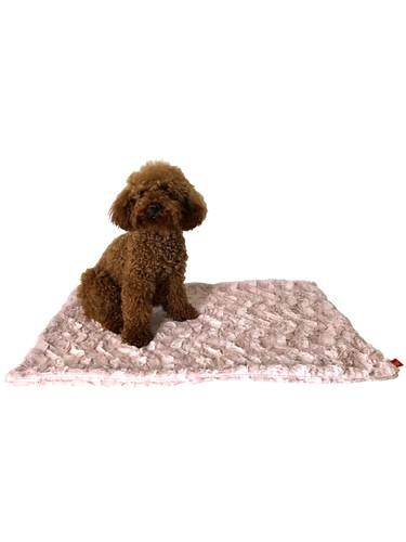 Blanket, Bella Blush Pink Small