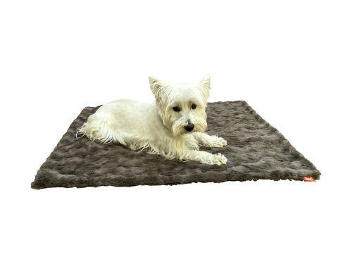 Blanket, Bella Charcoal Medium