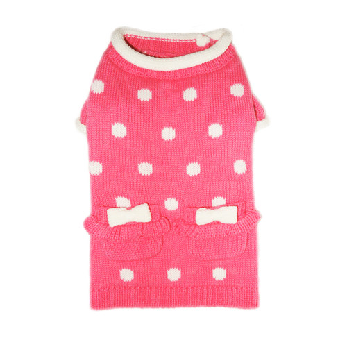 Pink Lala Sweater