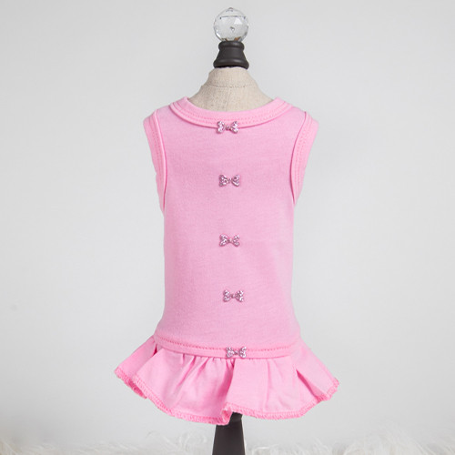 Candy Dog Dress Collection: Pink
