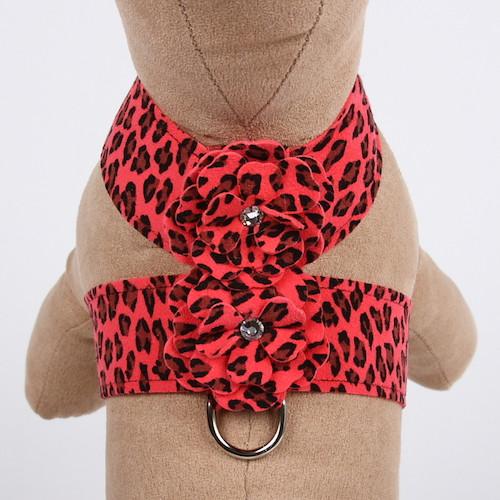 Tinkies Garden Tinkie Harness Mango Cheetah Couture