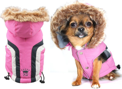 Swiss Ski Jacket - Pink