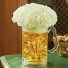 Beer Mug of Blooms