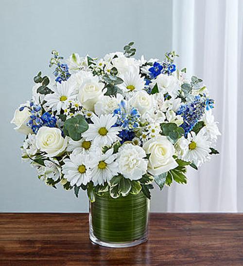 Blue & White Cherished Memories