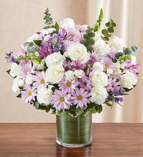 Lavender & White Cherished Memories