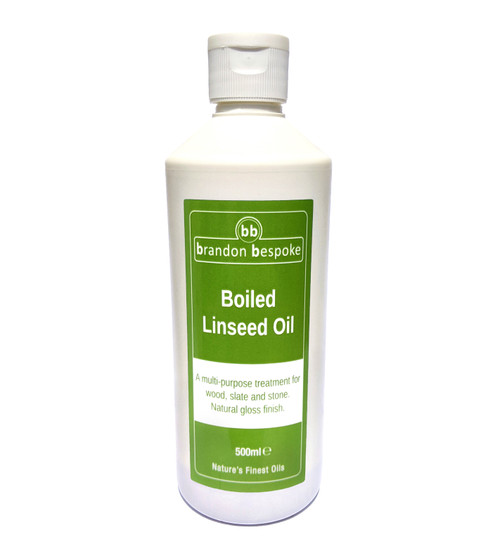 Boiled Linseed Oil Flaxseed