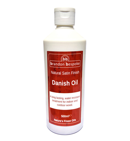 Danish Oil Wood Treatment