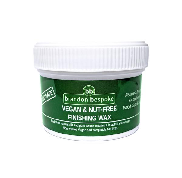 Vegan & Nut-Free Wood Wax
