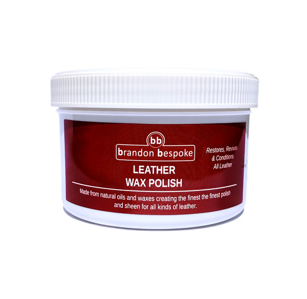 Leather Wax Polish